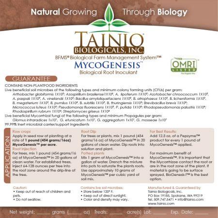 MycoGenesis Biological Root Inoculant