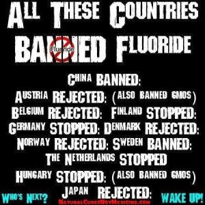 banned fluoride