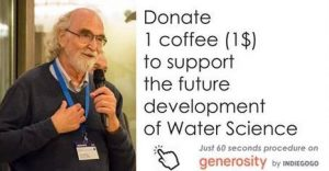 Donate for Dr. Gerald Pollack