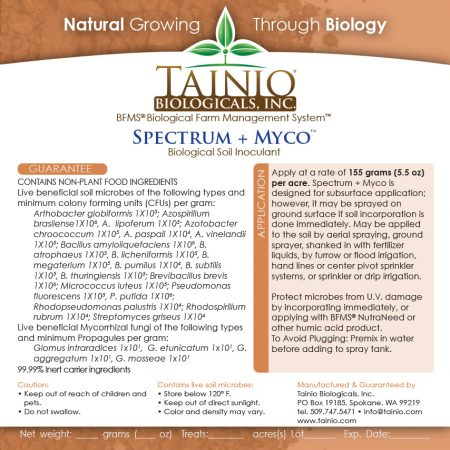 Spectrum plus Mycogenesis by Tainio