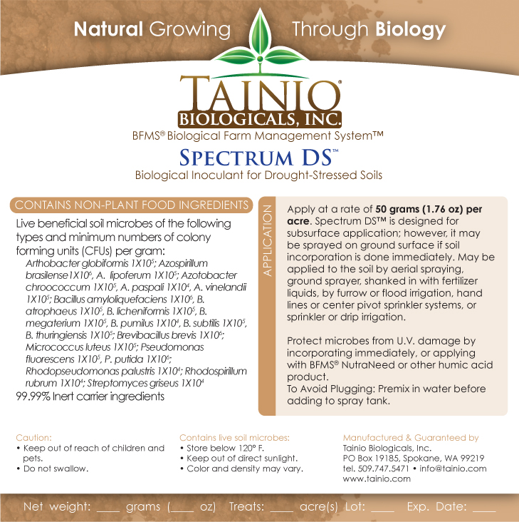 Spectrum DS Biological Inoculant for Drought-Stressed Soils