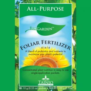 BioGarden Foliar Fertilizer 4-14-14