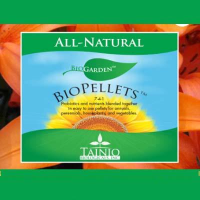 BioGarden BioPellets by Tainio Biologicals Inc.